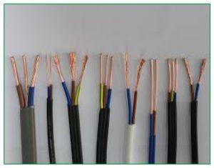 ელექტრო კაბელები